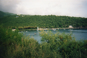 baie de saintes