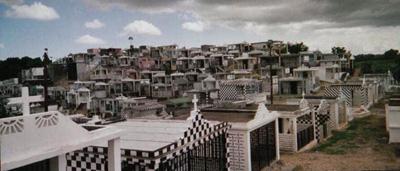 cimetière e morne à l'eau