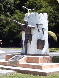 commémoration de l'esclavagisme
